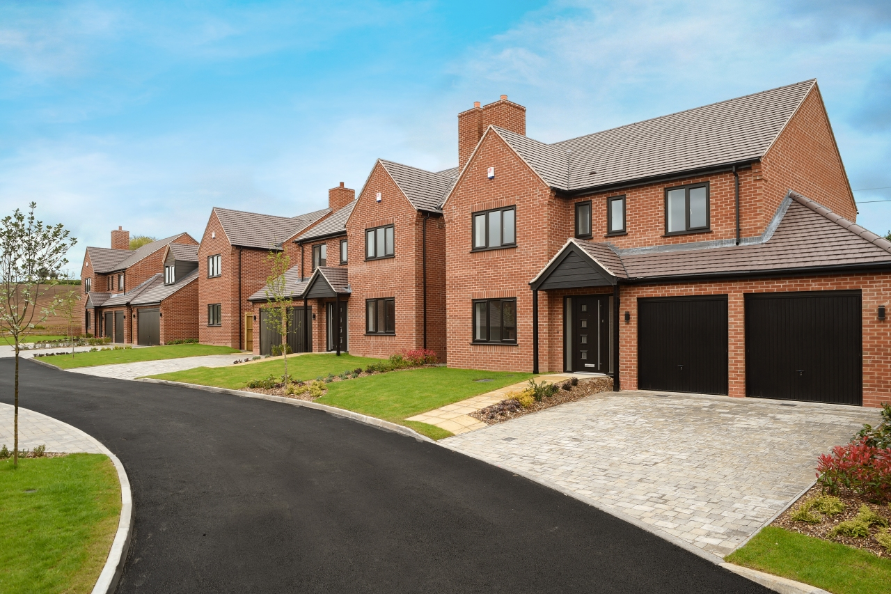 Haughton Grange strikes the perfect new home balance