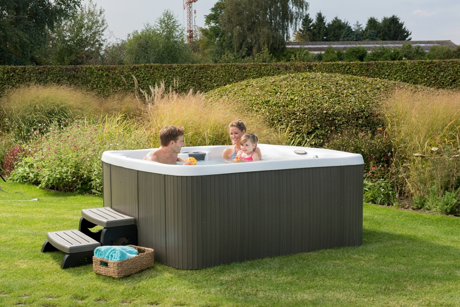 June Hot Tub Promotion