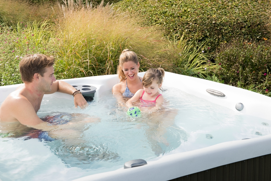 July Hot Tub Promotion