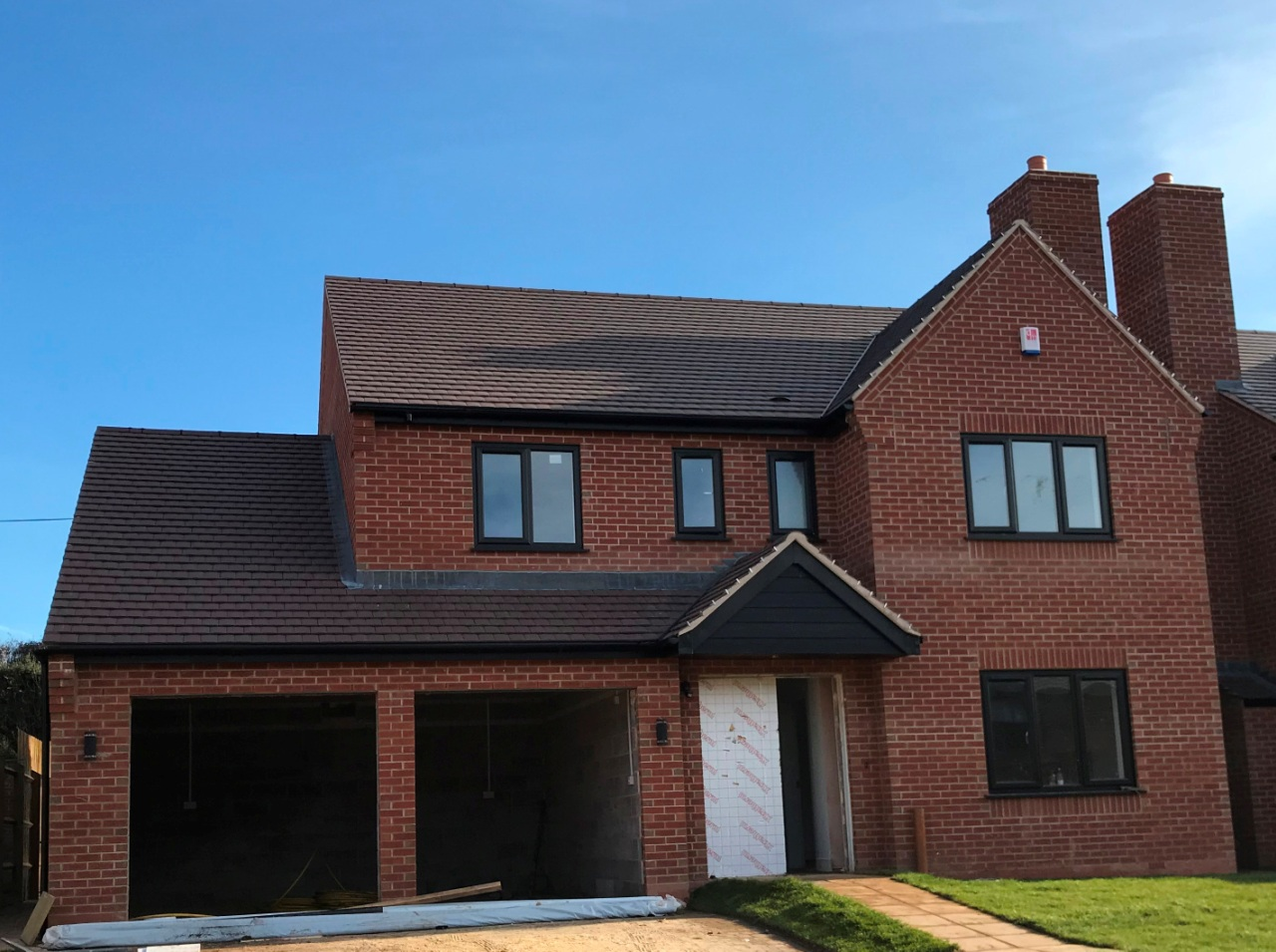 DBA Homes Morville Update - Plot 11 Stamp Duty paid for reservation in March!