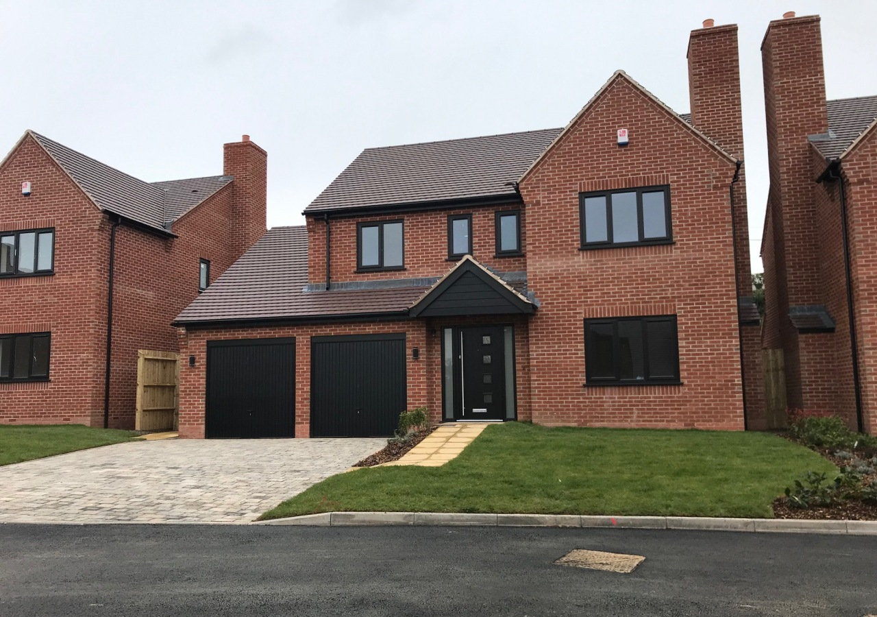DBA Homes Morville Update - Plot 11 Stamp Duty paid for reservation in April!