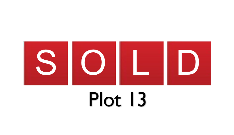DBA Homes Morville Update - The Chestnut plot 13 sold