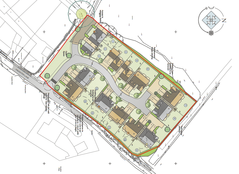 Announcement - DBA Estates Secures Planning Permission for 14 Units at Morville, Bridgnorth